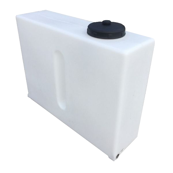 250 Litres Baffled Water Tank - Upright
