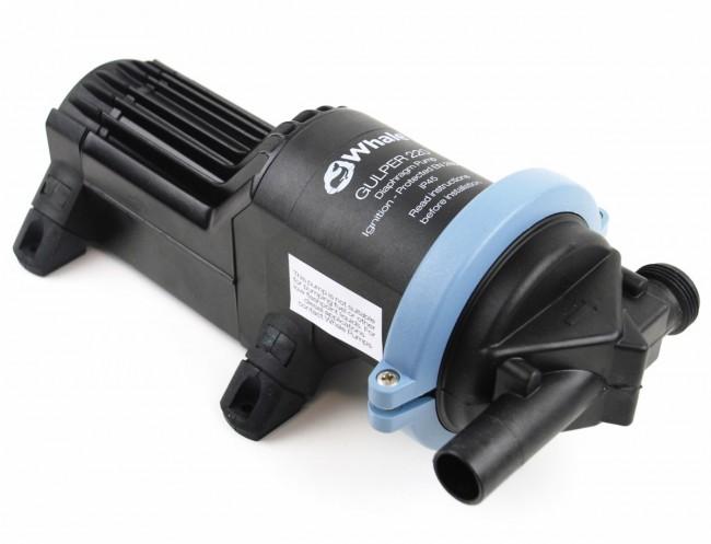 Whale Gulper 220 Pump For Shower & Waste – 12v